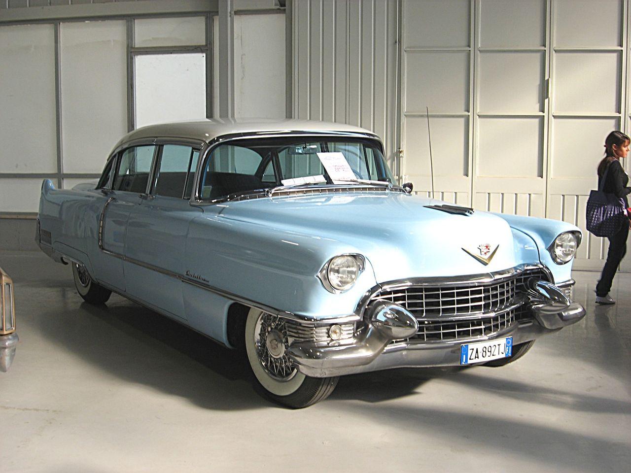 Old Cadillac Cars