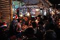 Cake Shopping Crowd - Christmas Eve - Stuart Saunders Hogg Market - Kolkata 2013-12-24 1390.JPG