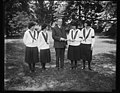 Calvin Coolidge and Camp Fire girl? group LCCN2016888022.jpg