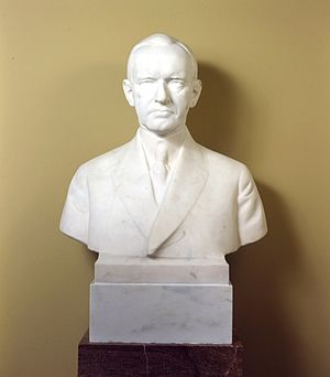 68th United States Congress - President of the Senate Calvin Coolidge