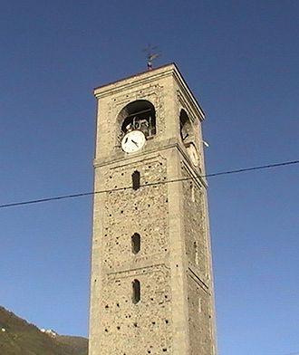 Sondrio - Ligariana tower
