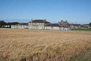 Campbell Hospital, Portsoy Hospital in Scotland