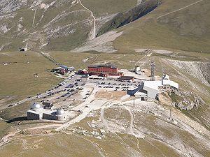 Gran Sasso raid - Campo Imperatore in 2008