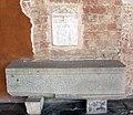 Camposanto, iscrizioni lato sud, 07.JPG