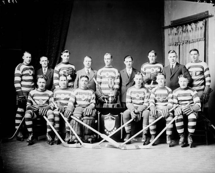 Canadian National Pond Hockey Championship Media Room