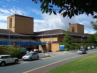 Mid Staffordshire NHS Foundation Trust - Cannock Chase Hospital