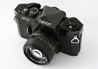Canon F-1 - Canon F-1 1979