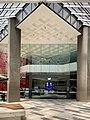 Canopy over entrance to 363 Adelaide Street, Brisbane, Queensland, 2020.jpg
