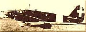 Caproni Ca.309 - Image: Caproni Ca.309