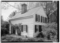 Captain Lynch House, 708 Wolfe Street, Alexandria, Independent City, VA HABS VA,7-ALEX,41-2.tif