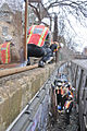 Car Falls on Q Train (13271373914).jpg