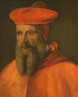 François de Tournon - Image: Card Francois de Tournon