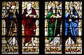 Carentan Église Notre Dame Vitrail Baie 20 Pères de l'Église 2014 08 24.jpg
