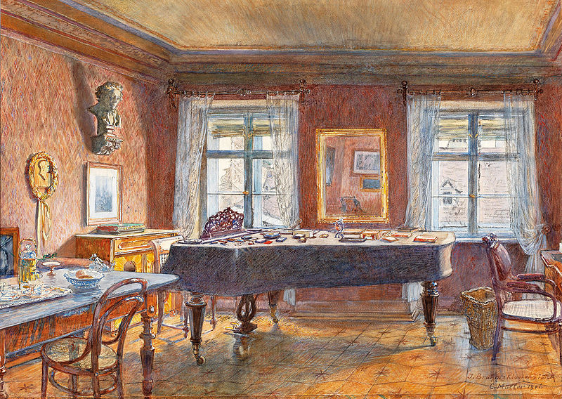 Brahms' Apartment
