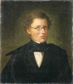 Carl Peter Lehmann - Portrett av Hans Ditlev Frantz von Linstow - Oslo Museum - OB.00411.jpg