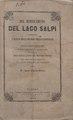 Carlo Afan de Rivera – Del bonificamento del Lago Salpi coordinato a quel, 1845 - BEIC 6293028.tif