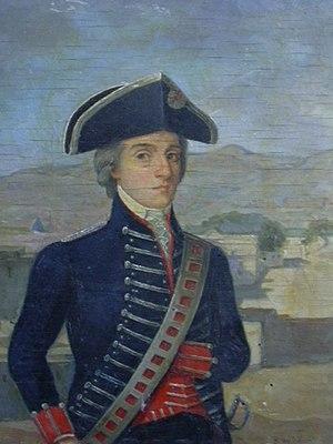 Carlos José Belgrano - portrait of Carlos José Belgrano