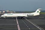 Carpatair, YR-FKB, Fokker F100 (21528736221).jpg