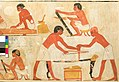 Carpenters at Work, Tomb of Rekhmire MET 35.101.1 detail.jpg