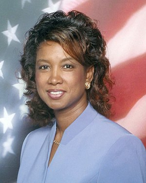 300px Carroll%2C Jennifer FL Lt. Gov. Jennifer Carroll, Who Had Secret Lesbian Tryst in Office, Brother in Law Accused of Running Pill Mill