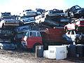 Cars awaiting shredding (5053506216).jpg