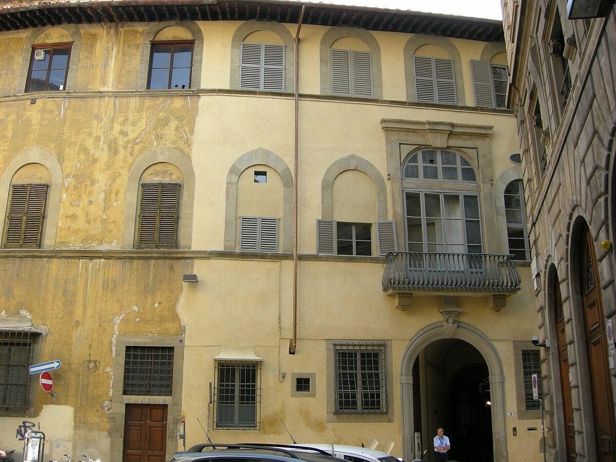 Palazzo Martelli Wikipedia