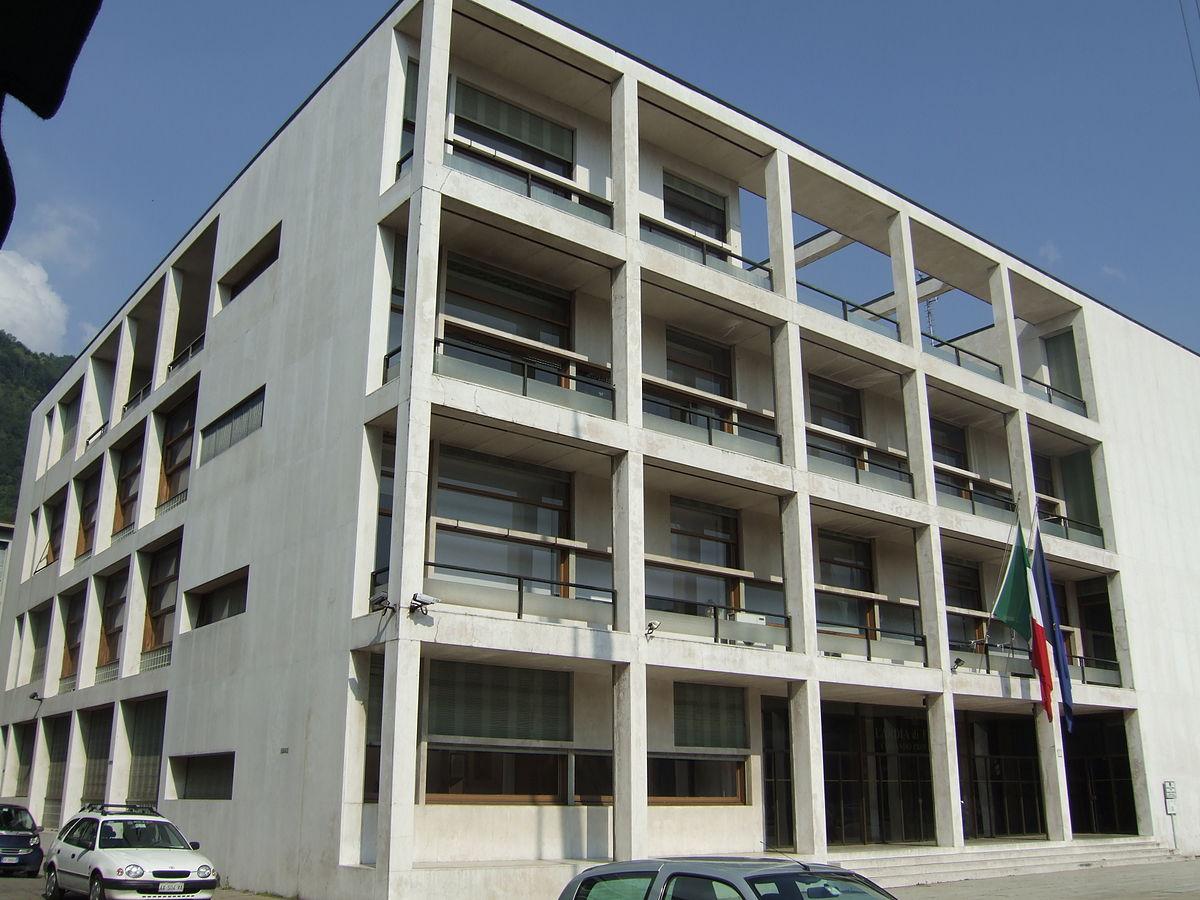 Casa del fascio wikipedia la enciclopedia libre for Giuseppe terragni casa del fascio