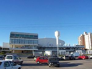 Necochea Partido - El Complejo Casino, a typical feature of the city of Necochea.