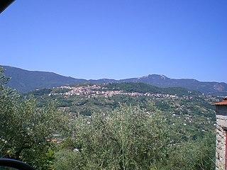 Castel San Lorenzo Comune in Campania, Italy