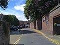 Castle Lane meets Castle Street - geograph.org.uk - 1957416.jpg