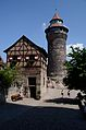 Castle Nuremberg Sinwellturm 0231.jpg