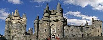 Mad War - Image: Castle of Vitre