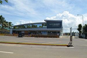 Catarman National Airport - Exterior of Catarman National Airport