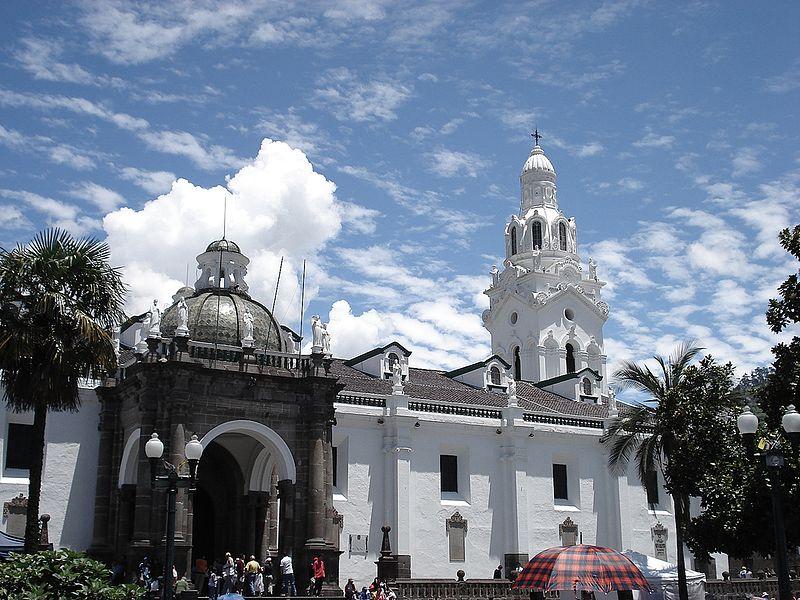 Dicas de turismo em Quito