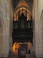 Cathédrale Saint Pierre de Saint Flour-Orgue de tribune-20090313.jpg