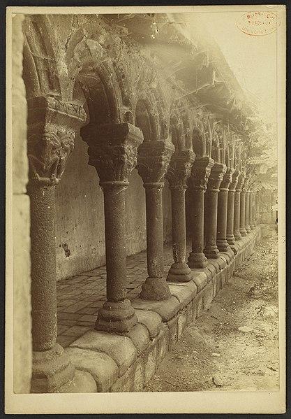 File:Cathédrale Sainte-Marie d'Urgell - J-A Brutails - Université Bordeaux Montaigne - 1475.jpg