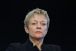 Catherine Dufour aux Utopiales 2014 - 2.jpg