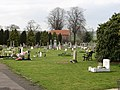 Cemetery - Epping, Essex - geograph.org.uk - 143262.jpg