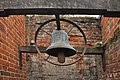Cemetery Chapel Bell - Lavenham - geograph.org.uk - 1545969.jpg