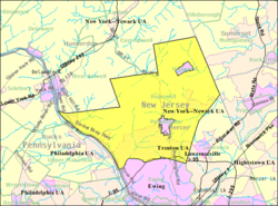 Hopewell Township Mercer County New Jersey  WOW