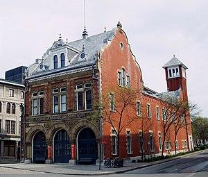 Place d'Youville - Image: Centre d histoire de Montreal