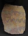 Ceràmica esgrafiada, cova del Montgó (Xàbia), Museu Arqueològic d'Alacant.JPG