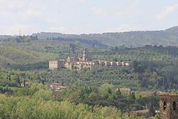 La Certosa di Firenze galluzzo firenze,via del corso,santa maria dei ricci