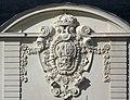 Château des ducs de Bretagne - armoiries Louis XIV.jpg