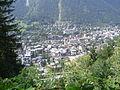 Chamonix-Mont-Blanc -- Le village piéton de Chamonix-Sud 3.JPG