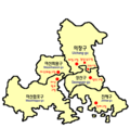 Changwon Local Areas map (ko).png