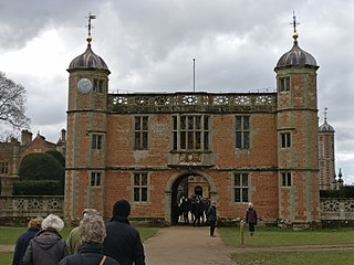 Charlecote Human settlement in England