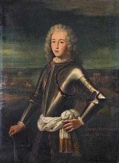 Charles Louis Bretagne de La Trémoille