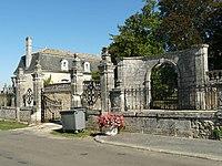 Charras castle.JPG