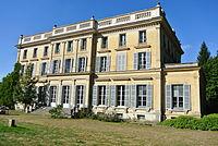 Chateau de Vaugien - façade arrière.JPG
